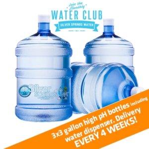 3x3 high ph water