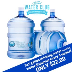5 Gallon Drinking Water