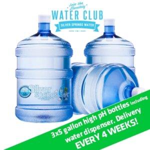 3x5 high ph water