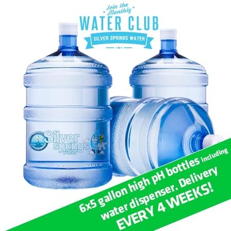 6x5 high ph water