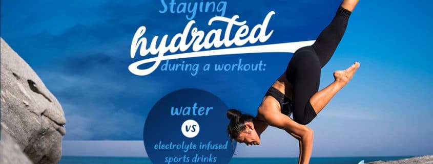 Water vs. Electrolyte