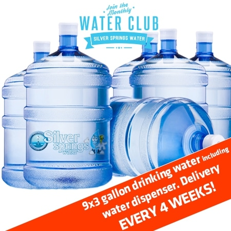 9x3 drinking water
