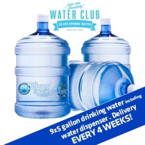 9x5 drinking water